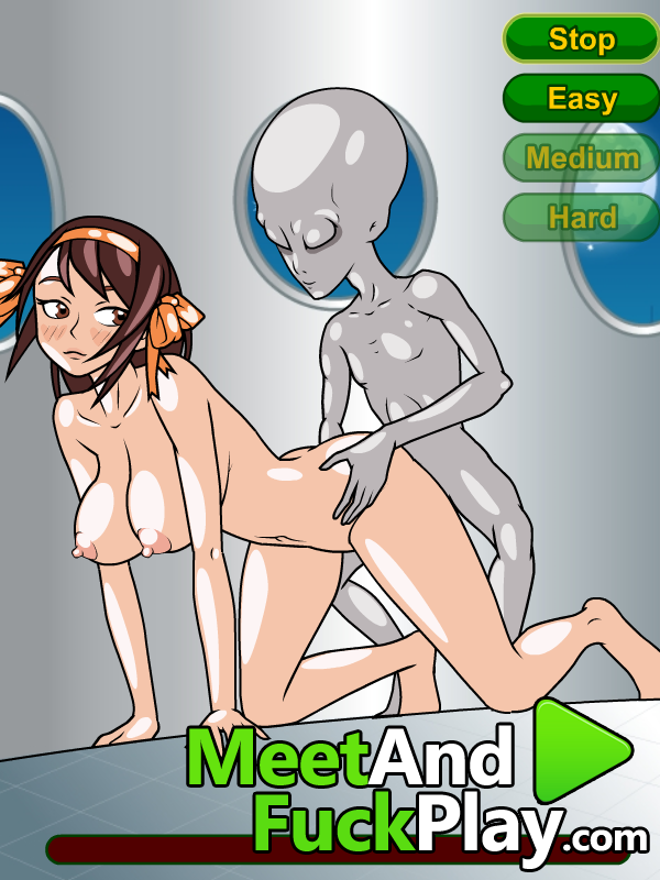 Alien Abduction Meet and Fuck Game