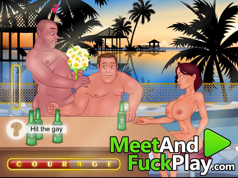 BDSM Resort Meet and Fuck Game