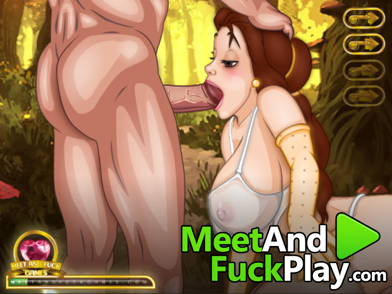 Beauty and the Beast Meet and Fuck Game